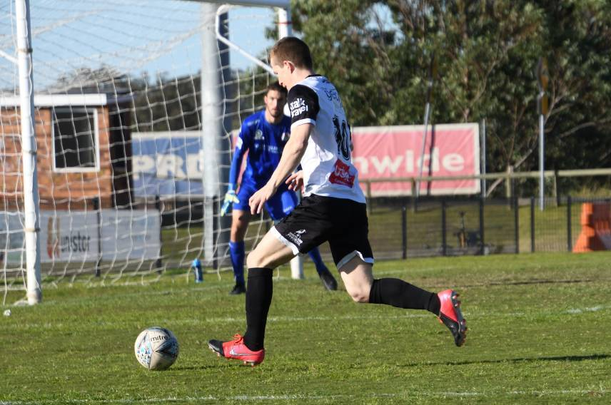 Prolific striker Braedyn Crowley will try his luck in Victoria this season with Bentleigh Greens.