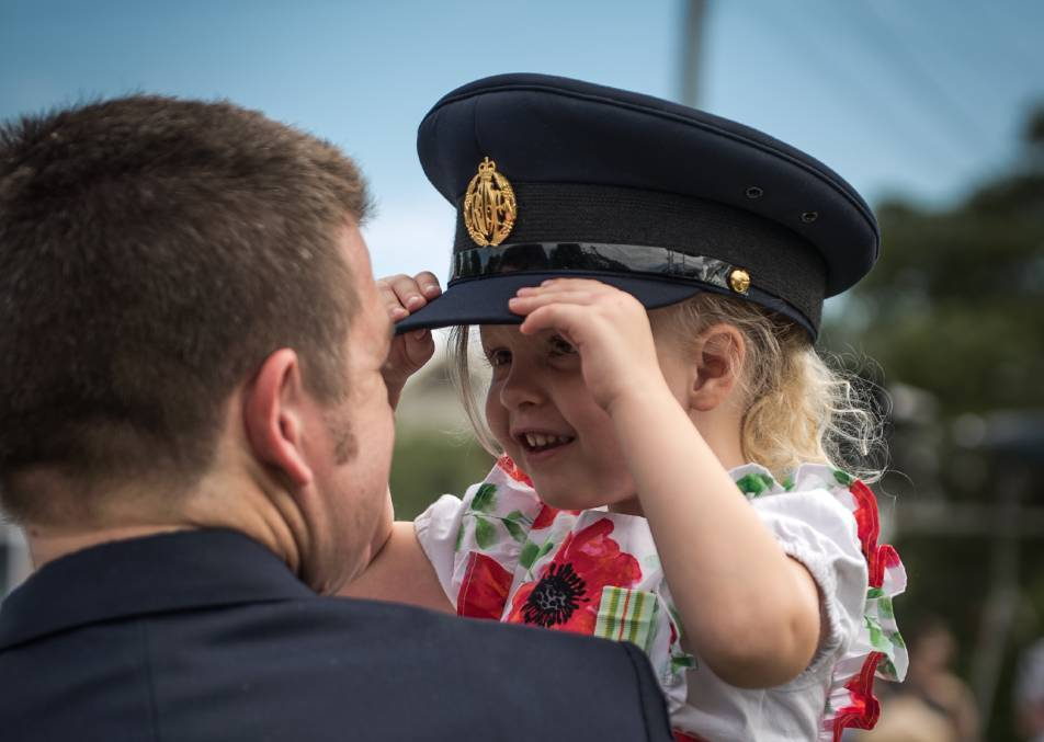 Anzac Day 2019 services in Maitland