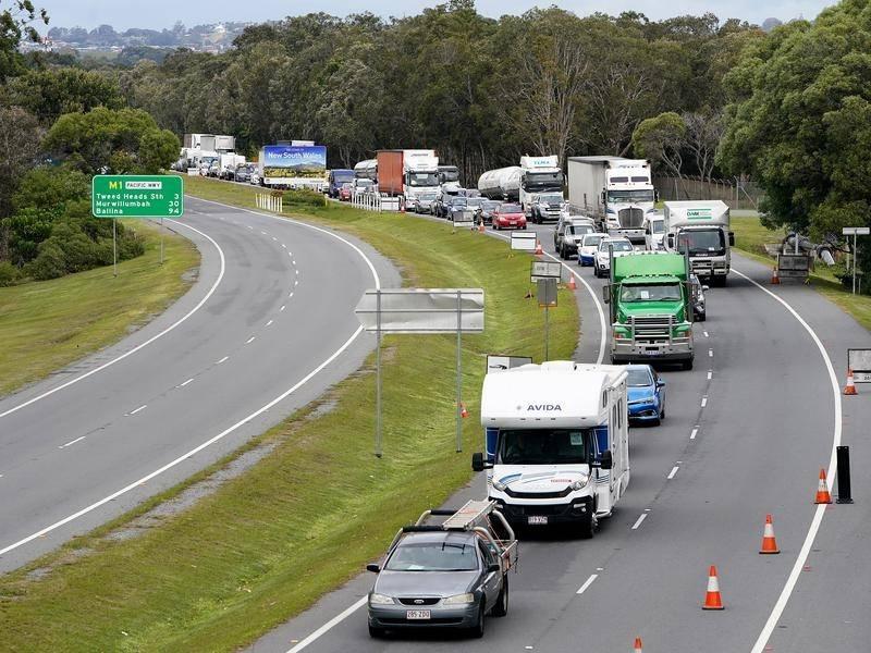 Qld firm border closure, virus hotspots   The Maitland ...