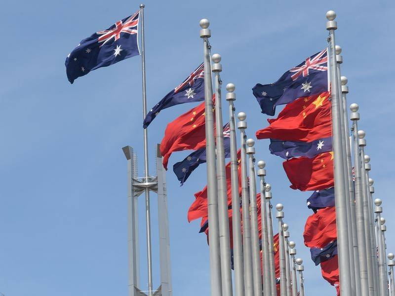 Australia insists relations with China are good despite offering Hong Kong residents travel visas.