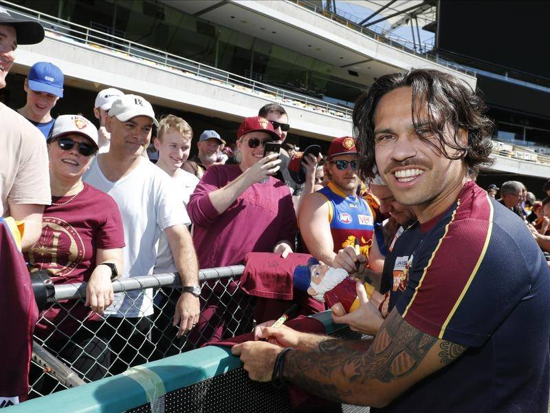 Allen Christensen has announced his retirement after 133 AFL games with Geelong and Brisbane.